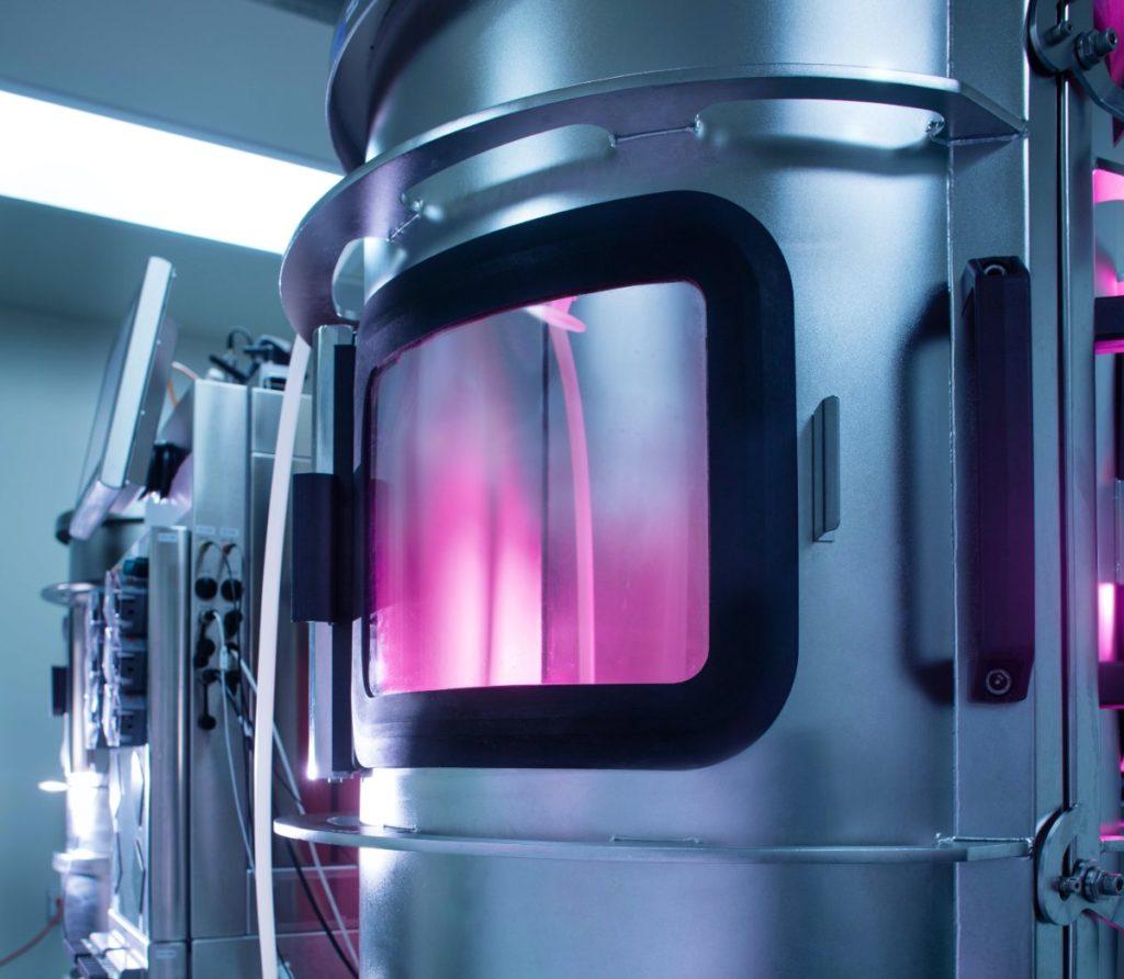 Bioreactor GMP manufacturing upstream