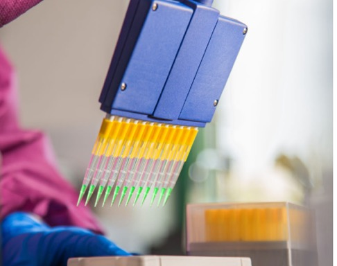 ELISA pipetting tips